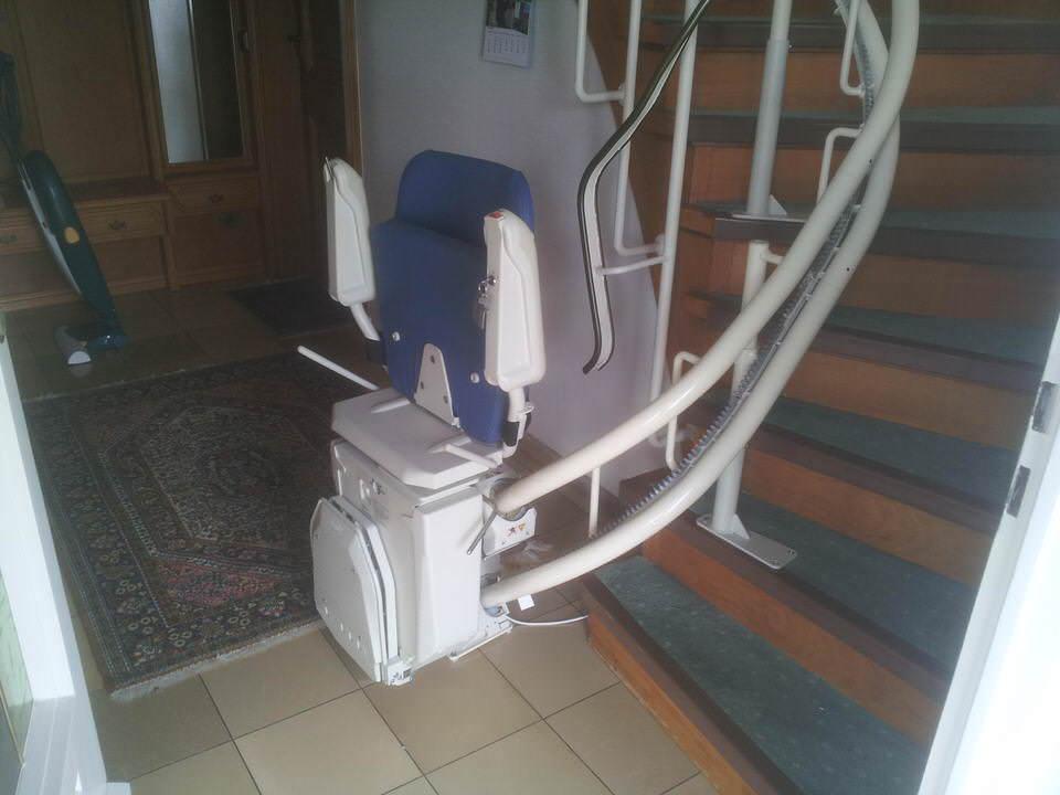 Sitztreppenlift Modell BS101